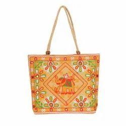 LeeRooy Handbags For Women (RJHBG101CREAM)