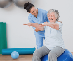 Exercise Therapy Physiotherapist Services