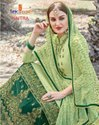 Tunic House Naitra Dola Silk Embroidery Exclusive Salwar Kameez