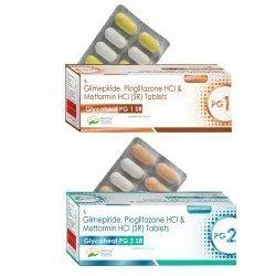 Glycoheal PG 1 SR / Glycoheal PG 2 SR