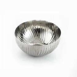 Stainless Steel Arttd'inox Small Katori