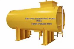 Atmospheric Foam Concentrate Storage Tank