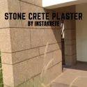 Stone Crete Exterior Plaster