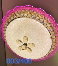 LED Iron Fancy Round Hanging Chandelier