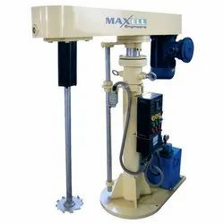 Colour Mixing Hydraulic Machine