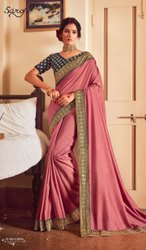 Festive Wear Silk Saree