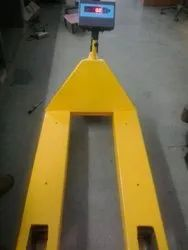 Pallet Weighing System