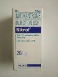 Nitrol 20mg Injection