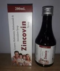 Lycopene, Multivitamin, Multimierals & Antiioxidants Syrup