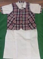 Knee Long kurta school uniforms