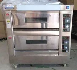 Bakery Gas Deck Oven