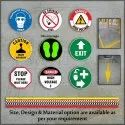 Floor Marking Signage, For Industries