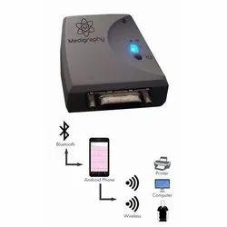 Medigraphy Portable 12 Channel ECG Machine, MPECR1