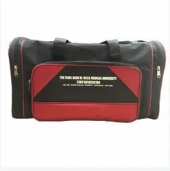 Rexine Printed Travel Bags