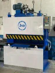 Hydraulic Sheet Bending Machine, Capacity: 5-10 Ton