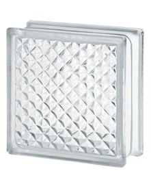 Lattice Glass Bricks