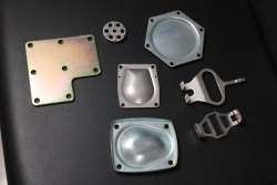 Sheet Metal Pressed Parts for Fuel Dispensing Pump