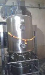 Pharma Mech Stainless Steel Fluid Bed Dryer, Model Name/Number: PMM-FBD, 415V