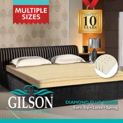 Diamond Plus Series Mattress