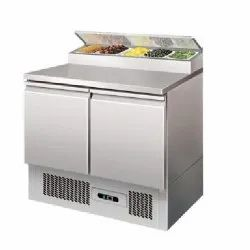 Pizza Preparation Counter 240Ltr 304 SS