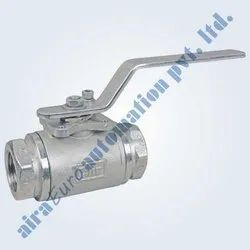 Aira Euro High Pressure Ball Valve, Size: 1/2 to 2 inch