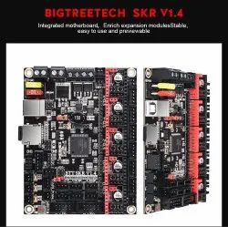 32-Bit PCB BigTreeTech SKR Motherboards and LCD, For Ender-3 Upgrade, Marlin 2.0