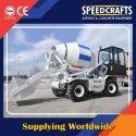 Automatic Self Loading Concrete Mixer, Capacity: 1 Cbm/batch