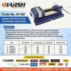 Nicon Drill Machine Vice N162 S 100 MM