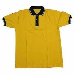 Summer Cotton Kids School Half Sleeve T Shirt