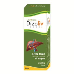 Dizoliv Liver Enzyme Syrup