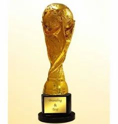 CG 641 Gold Plated Exclusive Trophy