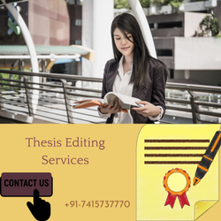 M.Tech & PHD Thesis Writing Service