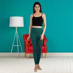 Jolie Robe Cotton Lycra 4 Way Stretchable Leggings