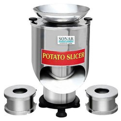 Sonar Potato wafer machine