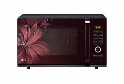 LG 32 Liters Convection Microwave Oven MC3286BRUM