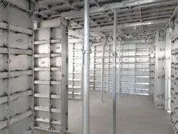 Aluminium Formwork Material silver Building Materials