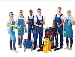 Corporate Housekeeping Manpower Services, Global