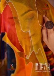 Deepsy Suits Imorzia Pashmina Dress Material Catalog