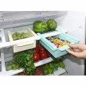 Plastic Refrigerator Storage Rack