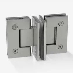 CR-SH-7 SS 304 Three Glass T Connector Hinges
