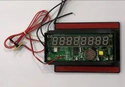 Clock Display Sensor
