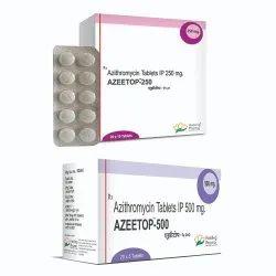 Azithromycin 250mg / Azithromycin 500mg