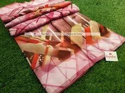 Casual Wear Suchi Linen Cotton Sarees, Saree Length: 6 m (With Blouse Piece)