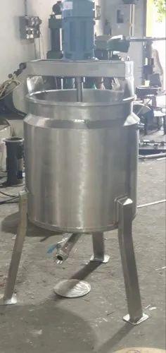 Liquid mixing Tank - All ss 304grade