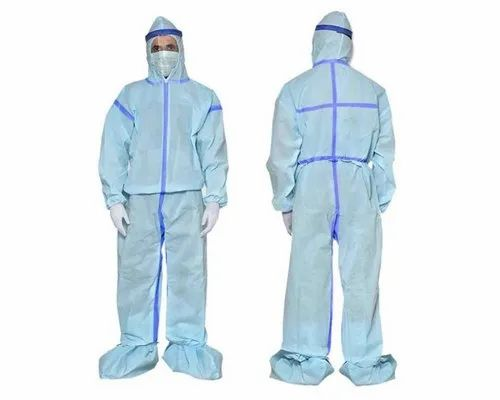 PPE Kit 95,GSM With Laminated
