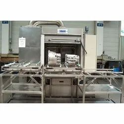 Dual Chamber Cleaning System
