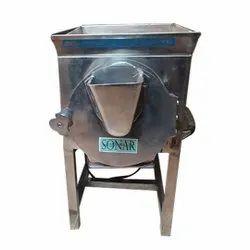 Sonar Dry Fruit Chips & Powder Cutting machine