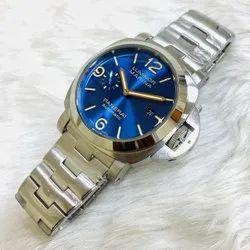 Round Luxury(Premium) Luminor Panerai Men watch, For Daily
