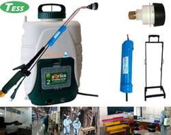 Electrostatic Disinfection Sprayer System