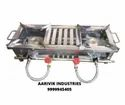 Ss Double Burner Frame With M-4 Burners